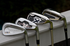 The Deep Rough Review Callaway X 20 Irons