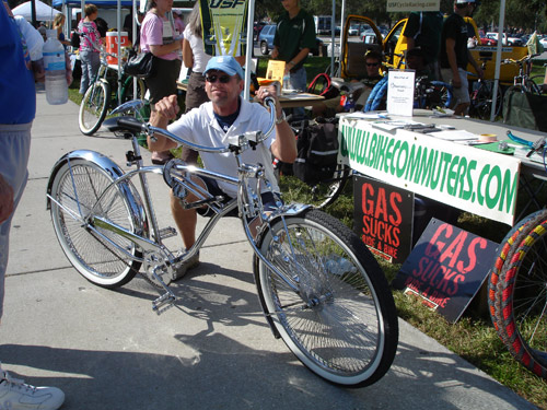 Chrome cruiser...an event winner!