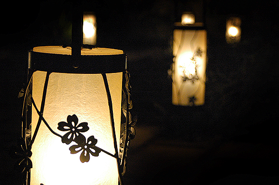 Gonpachi Outdoor Lanterns