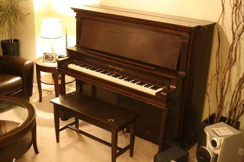 Reconditioned 1904 Mason & Hamlin Piano $3,500 OBO