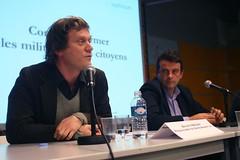 Journée Néthique #2 / Cité des Sciences, Les Humains Associés (Benoit Thieulin, Thierry Solère)