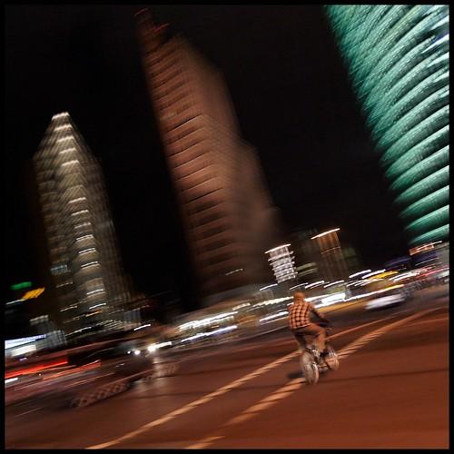 extranoise: night biker