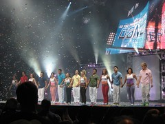 The full ensemble at curtain call. (11/23/2007)