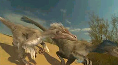 velociraptors go hunt