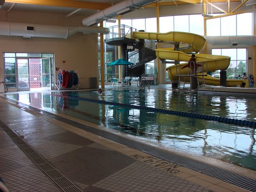 Vandalia Rec Center pool (Set)