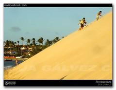 Jericoacoara (Tony Gálvez) Tags: brazil brasil geotagged sand jericoacoara dune arena duna ceara geoetiquetada