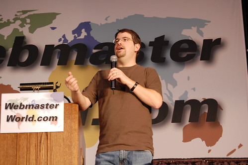Matt Cutts at PubCon 2007