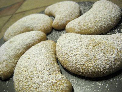 Recipe cookies almond meal