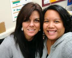with Angela