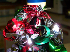 festive ribbons (shelly McC) Tags: christmas photos ribbond