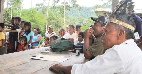 Valentin Santana Rey Naso escucha a su pueblo