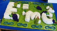 Grapes of Math by Rose Freidricks at Seattle Edible Book Festival