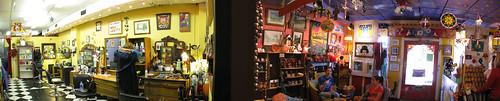 Salon in Pensacola, Florida, USA