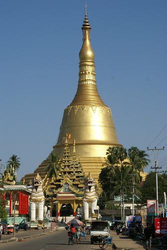 Myanmar: Bago por patrikmloeff.
