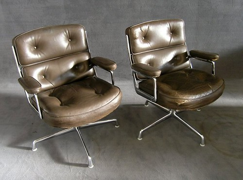 Time Life Lobby Chairs