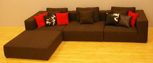 miami contemporary sofa k100d