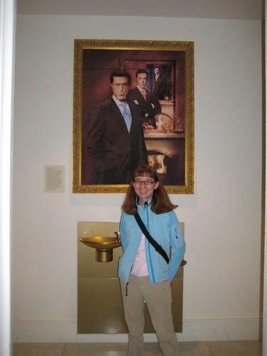 Stephen Colbert Portrait