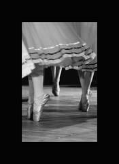 . (e n i k ő) Tags: blackandwhite ballet black stage danza frame heavy nera biancoenero 2007 cornice roseto saggio balletto sfidephotoamatori periodonero losolosoneavevobisognoperiodoneroappunto
