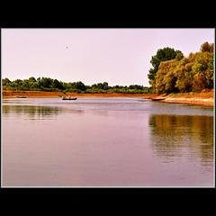Peaceful river (Katarina 2353) Tags: pictures holiday film nature water river landscape photography boat spring fishing nikon europe peace image photos serbia paisaje paysage priroda ova tisa balkan vojvodina srbija tjkp tisza vajdasag umadija pejza katarinastefanovic katarina2353