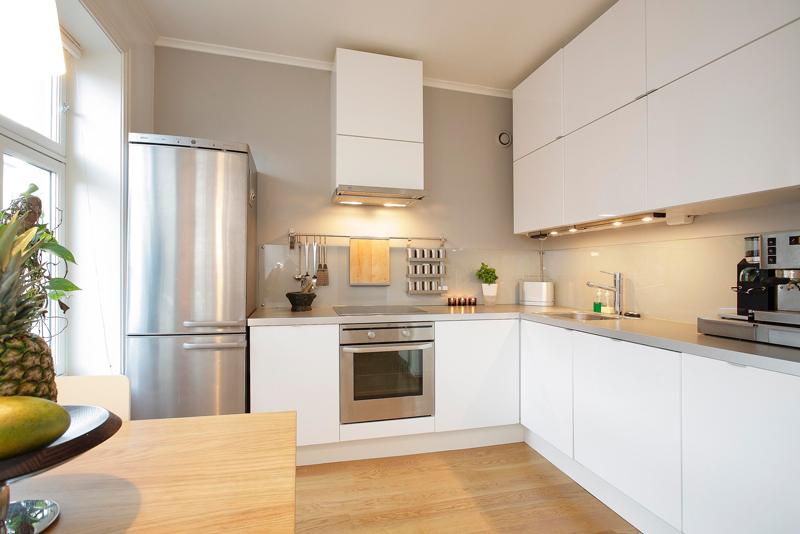 knoxhult di ikea italia la cucina modulare bianca con le ...