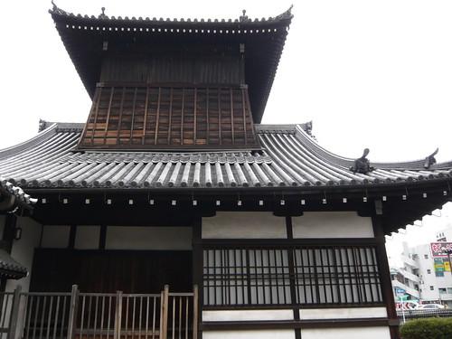 西本願寺 太鼓樓