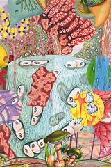 world of spores (bezembinder) Tags: collage funghi bezembinder