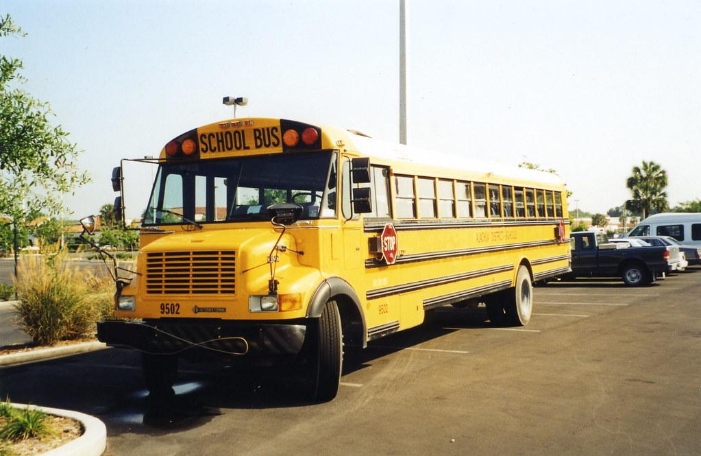 Gainesville FL schoolbus 9502 ButlerPlaza