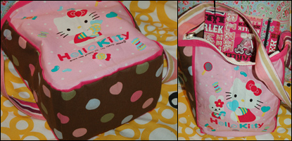 Hello Kitty bag 2