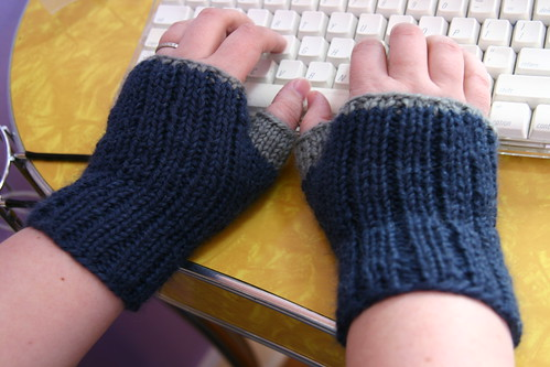 Typing mitts