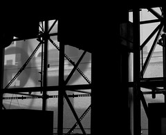 NFT 2758a (casually, krystina) Tags: abstract london nft nationalfilmtheatre haphazartblackandwhite