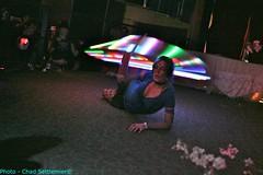 Electric Hulahoop? (yogaschool) Tags: cherry 2008 apostol march15 iphotooriginal kepi seportlandoregon betweenworlds dannycorn anasia djquest apiceanball apostoldjquest betweenworlds|apiceanball djkepi livebodysushi spaceshaping