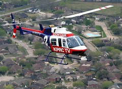 BELL 206L4 - N420TV KPRC TV Channel 2 Houston ...