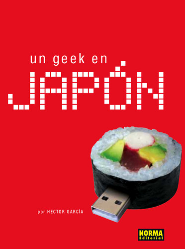 Un geek en Japón, el libro class=