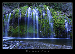 Otherworldly waterfall.... (TravelnFotog) Tags: california travel green nature northerncalifornia landscape waterfall nikon paradise scenic ethereal norcal lush cascade sacramentoriver dunsmuir mossbraefalls d300 flowingwater blueribbonwinner mywinners travelnfotog theperfectphotographer