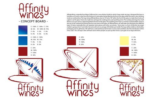 Affinity Wines Logo