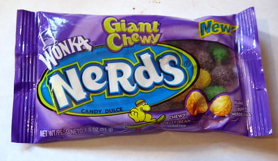 Giant Chewy Nerds - Nerds Bumpy Jelly Beans