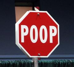 poop stop? what?