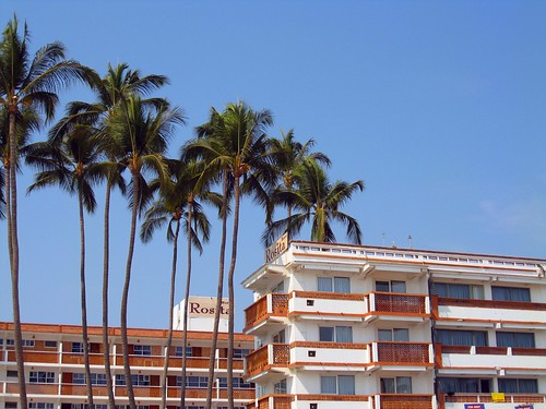 Hotel Rosita: the oldest in PV (with webcam!)
