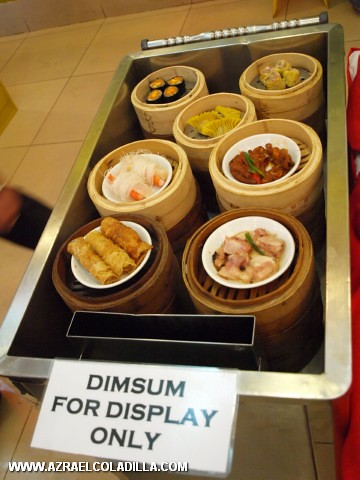 Time Yum Cha!!! Dimsum Buffet Gloria Maris