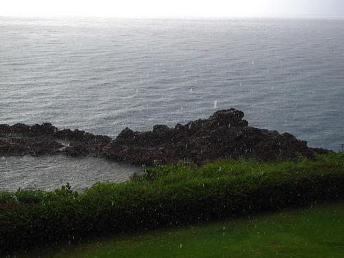 Maui rain