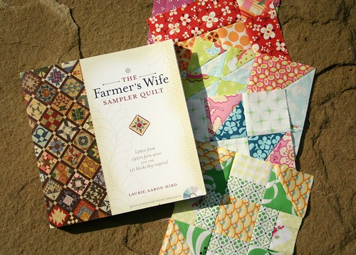 Farmer's Wife Sampler Quilt book