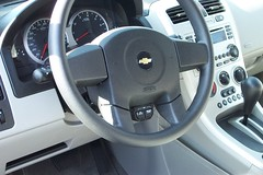 Hybrid Cruise Control installed in a new Chevy talks to factory computer.