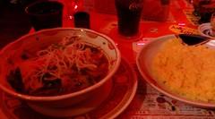インドネシア風スープカレーチキン 辛さ:涅槃