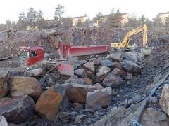 Nya gruvan (morner) Tags: moblog sten gruva
