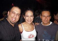 Giuseppi D. and DJ Rico (sara.menendez) Tags: dj d rico giuseppi