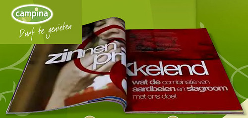 Campina. Durf te Genieten! online magazine