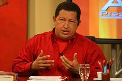 Hugo Chávez habla del NO referéndum