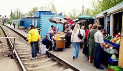 r001-032 (oakenphoto) Tags: city train sale bazaar cretinism