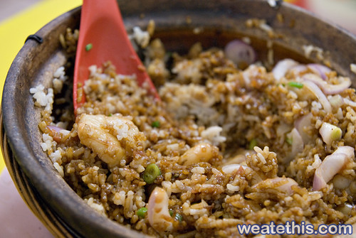 Restoran Busy Corner - Claypot Prawn Rice