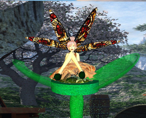 7-Grunge Fairy_Stained Glass Wings